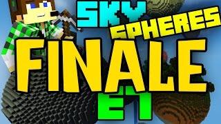 FINALMENTE E' FINITA! CHEST FINALE! - Minecraft SkySpheres 1.9 E7