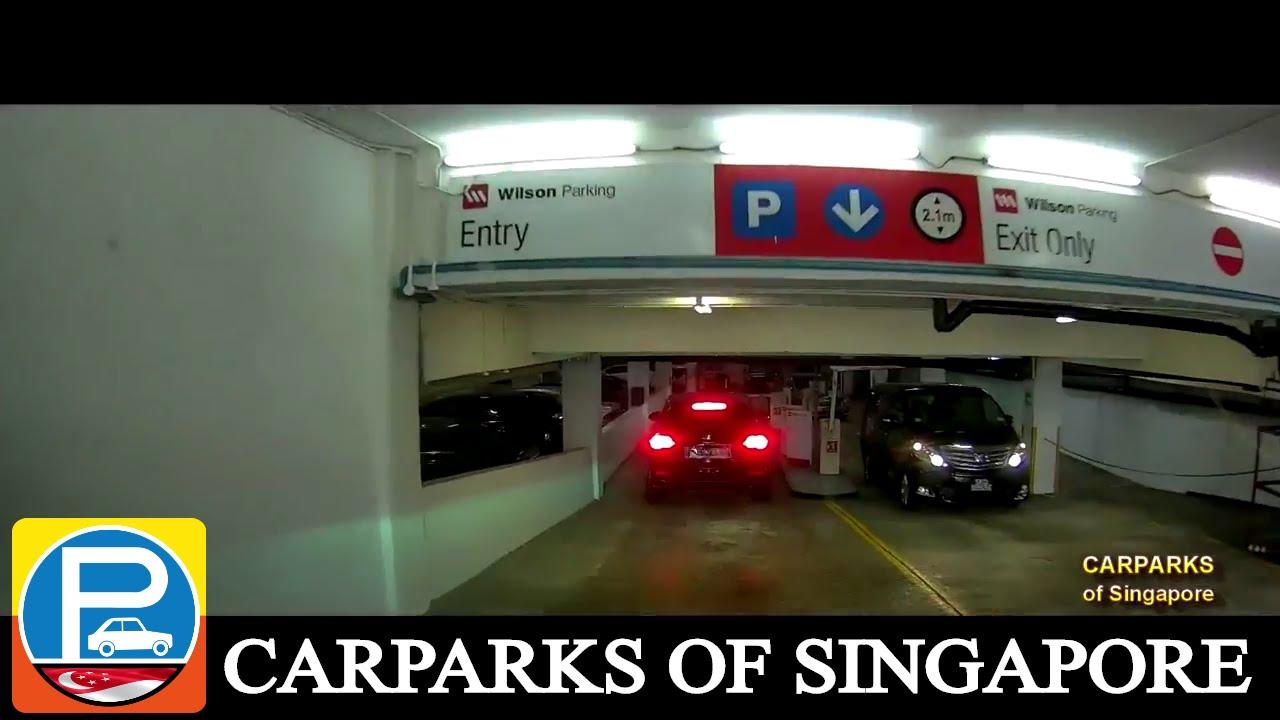 Coronation Shopping Plaza Car Park Youtube