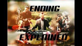Far cry 5 ending explained