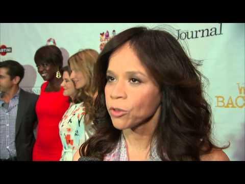 Rosie Perez 'Won't Back Down' Interview! [HD]