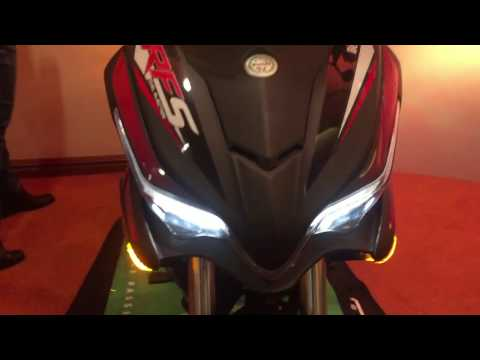 Walk About The All-New Benelli RFS 150i