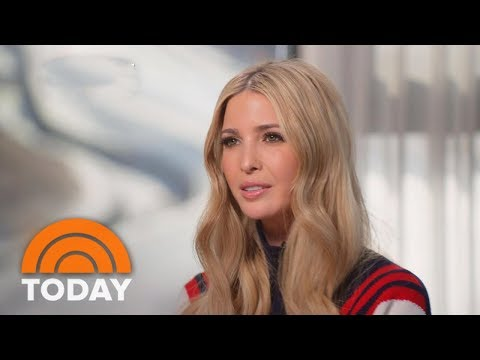 Ivanka Trump: 'I Don't Know' If Armed Teachers Would Keep Kids Safer | TODAY