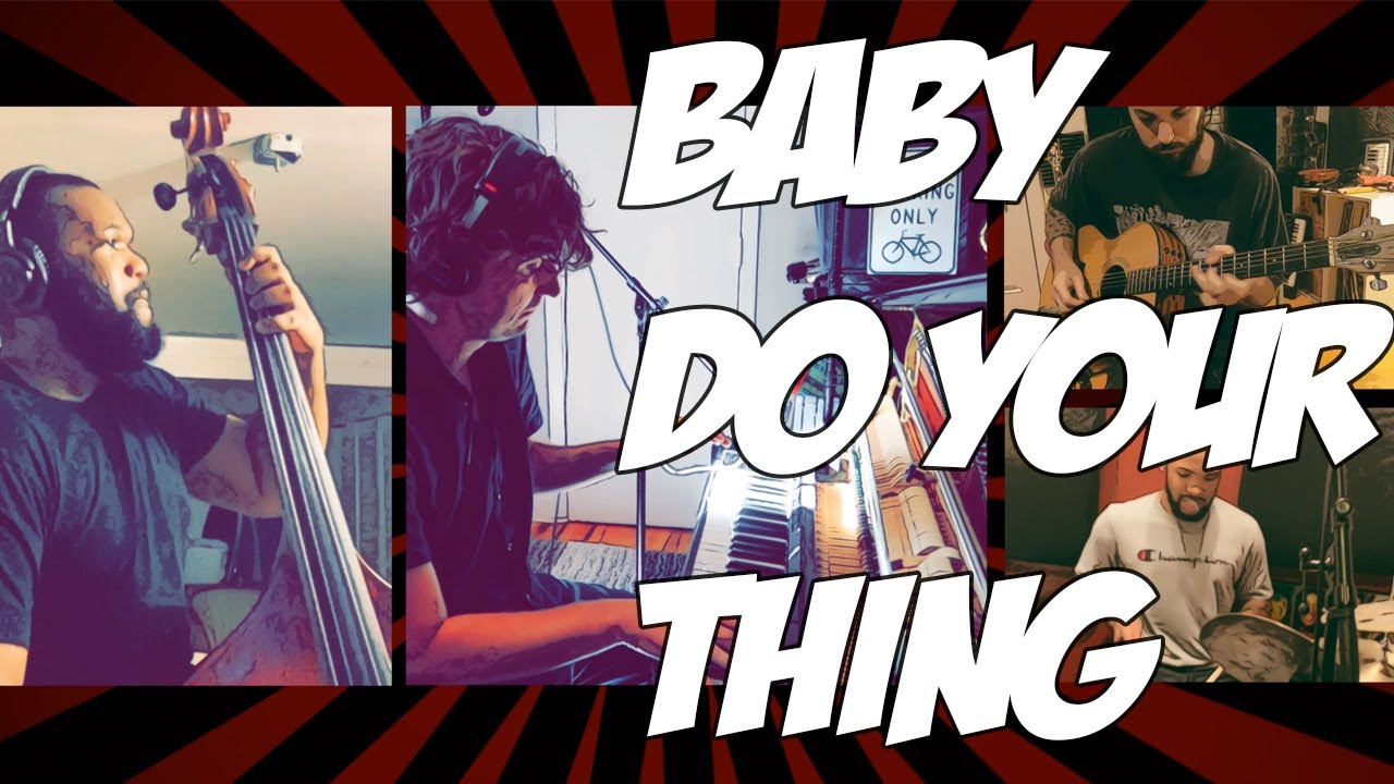 Baby Do Your Thing - My New Single, OUT TODAY!