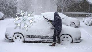 7-Tage-Trend: Sturm und Schnee-Nachschlag am Wochenende