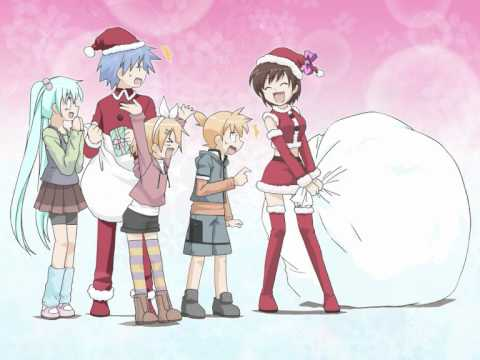[Vocaloid Christmas ] Carol Of the Bells