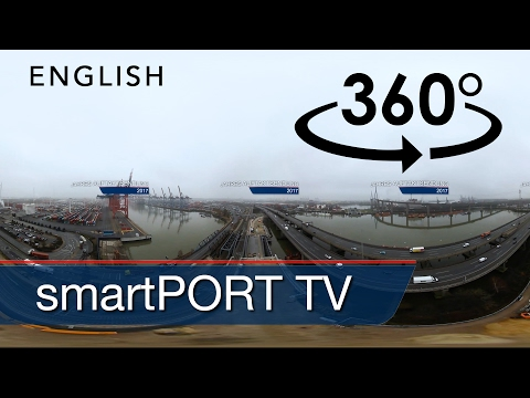 The Port of Hamburg | Outlook for 2017 360° Part 1