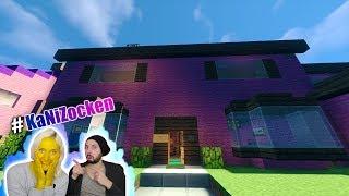 NINAS KITA Vs KAAN KINDERGARTEN Welches Haus Ist Besser Minecraft - Minecraft haus bauen kostenlos