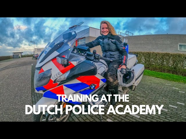 I joined the POLICE ACADEMY [S4 - Eps. 8]