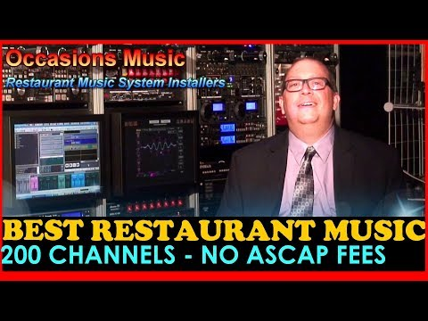 Restaurant Music Non Ascap Bmi Royalty Free Background Music Retail Cafe