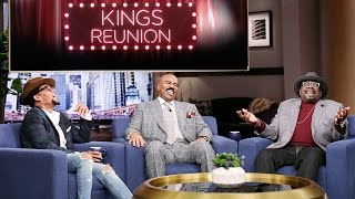 Janet Jackson, J.Lo and Cedric's dressing rooms || STEVE HARVEY