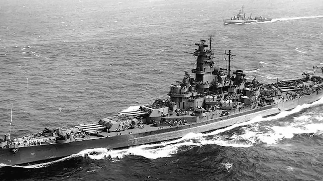 USS South Dakota
