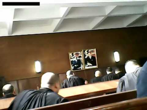 Moroccan Legal System - Trial