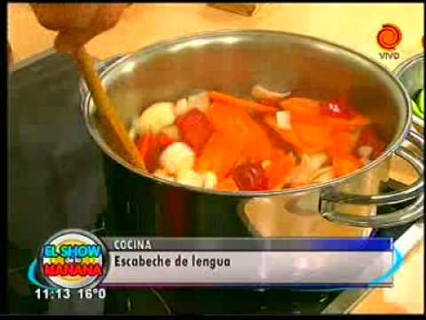 Escabeche De Lengua Pt3 Youtube