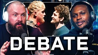 DEBATE: Is Ben Askren In Jake Paul's Head?