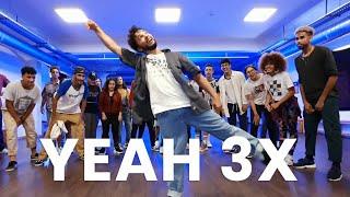 Yeah 3x - Chris Brown | Dance Choreography