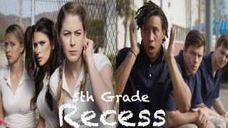 5th grade recess