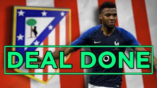 Transfers: liverpool & arsenal target thomas lemar signs for atletico madrid