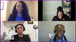 The Role of the Black Woman in the future of Tech- Black is Tech 2020 Conference
