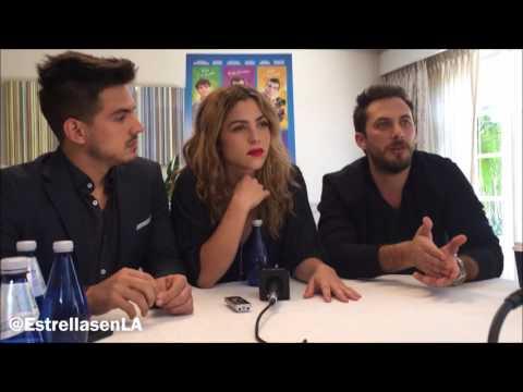 """Vadhir Derbez, Paulina Dávila y Sebastián Zurita - """"3Idiotas"""""""