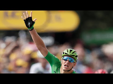 Tour de France: Marcel Kittel wins fifth stage