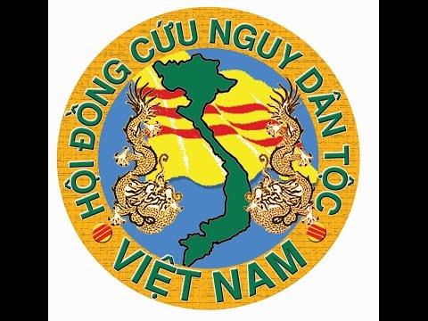 THÁNH GIÓNG Trần Quang Đại, Hội đồng cứu nguy Việt nam Cảnh báo khẩn cấp.