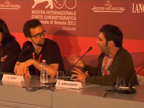 68th Venice Film Festival - Orizzonti - Miss Candace Hilligoss' Flickering Halo - Piattaforma Luna
