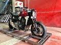 2018 Honda CB1000R - Unboxing & Engine Start-up
