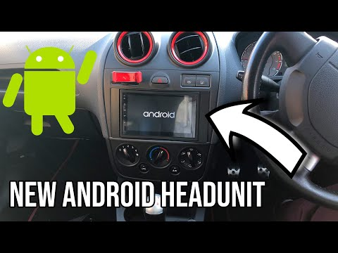 NEW ANDROID HEAD UNIT | FIESTA ST