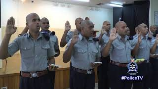 Police Recruits Swearing Ceremony