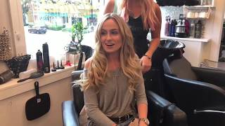 The House Of Blondes | Color Correction Transformation