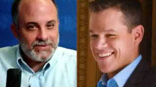 Mark Levin Destroys Matt Damon