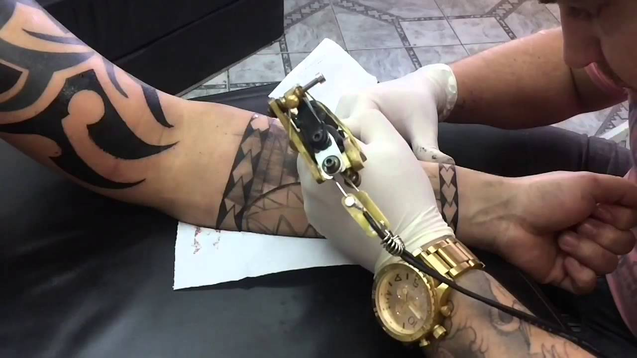 Maori Antebraco Nando Tattoo Arts Youtube - Tatuajes-maores
