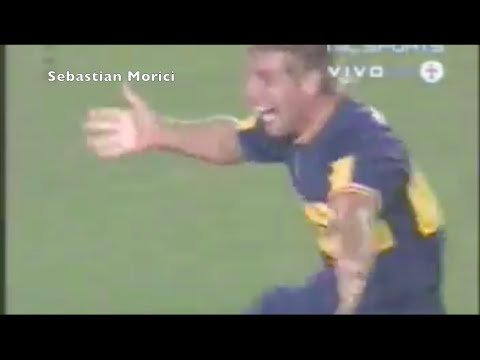 5 Goles increíbles de Palermo