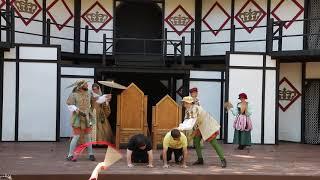 Kings Court PreShow - Pennsylvania Renaissance Faire 2018