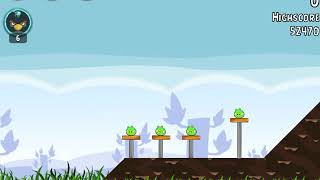 What I think angry birds slingshot stories will be like