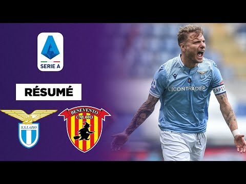 🇮🇹 Résumé : 8 buts et un match de fou entre la Lazio et Benevento