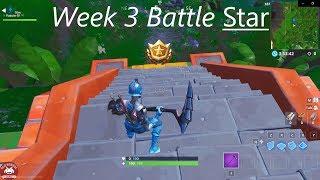 Secret Season 8 Week 3 Battlestar Location Guide - Fortnite Battle Royale