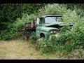 Chevy Viking C60 1959 Chevy Apache  Starting on  Propane Part 1