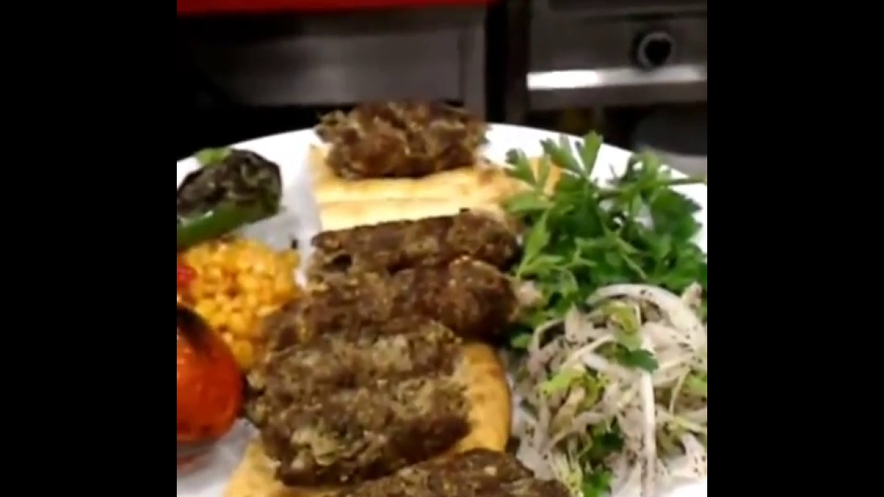 Oruk Kebabı - Kilis Simit Kebabı - YouTube
