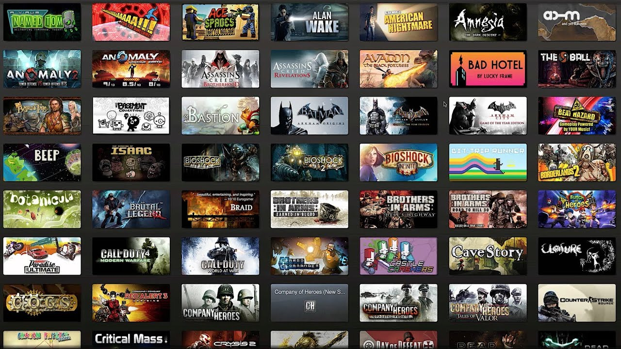 rows · This page is tracking sales of all apps on the Steam Store. Find the best deals!