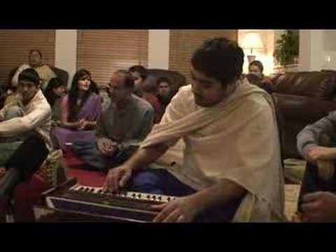 Youth Bhajans with Amala Kirtan - Hare Krishna