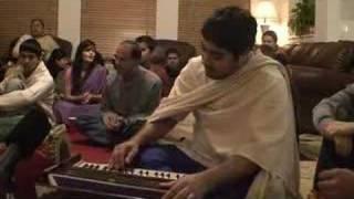 Youth Bhajans with Amala Kirtan - Hare Krishna