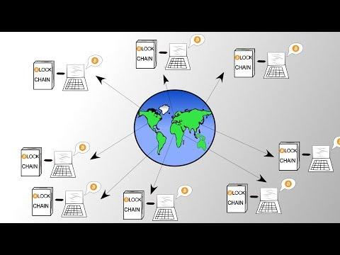 Was ist Bitcoin [Prinzip]  - Erklärung einfach