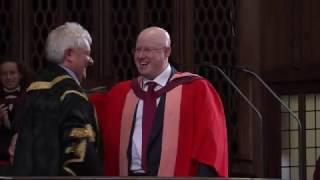 Matt Lucas - honorary degree
