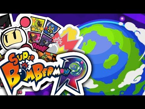 SUPER BOMBERMAN R #1 - TEAM BOMBERS, EN AVANT !