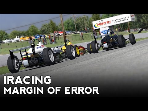 iRacing : Margin of Error (Skip Barber @ Mosport)