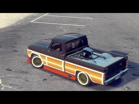 Need For Speed Payback - Chevrolet C10 Race Super Build Customization And Gameplay