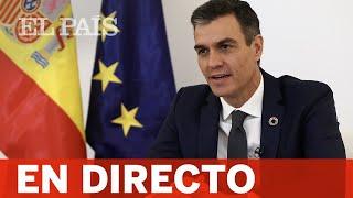 Directo | PEDRO SÁNCHEZ presenta