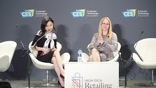 Deborah Weinswig in a Chat with Cecelia Tian