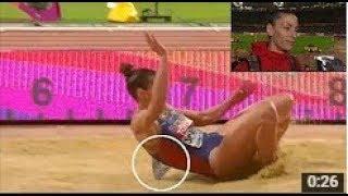 SKANDAL! Ivana Španovic pokradena! Skočila za zlato a ostala bez medalje, USPOREN SNIMAK!